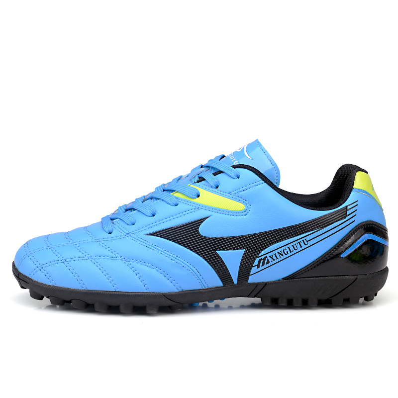Football Boots Men Professional Soccer Cleats Futsal Soccer Shoes Football Sneakers Short Spikes Hard Court Training Sneakers