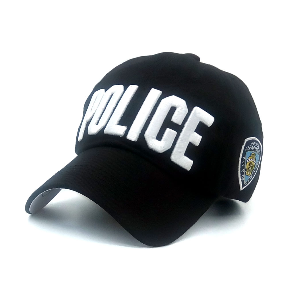 2018 Fashion High Quality Police   Baseball     Cap   Men Snapback   Caps   adjustable brand comfortable casquette gorras racing hat
