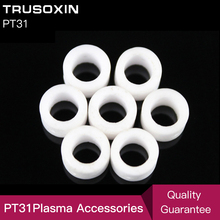 Cutting Accessories 30 pcs PT31 Torch Consumables Gas ring for  cut40 cut30 cut50 CT520 inverter plasma cutter