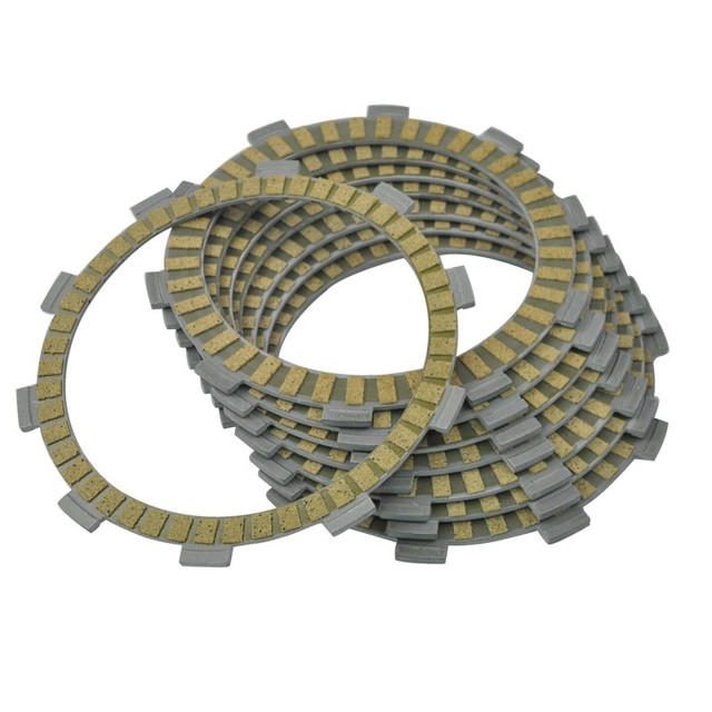 Mototbike Motorcycle Clutch Friction Plates For HONDA Shadow ACE 750 Deluxe VT750CDC VT 750CDC 750 CDC 750CDD VT750CDD 2002 2003