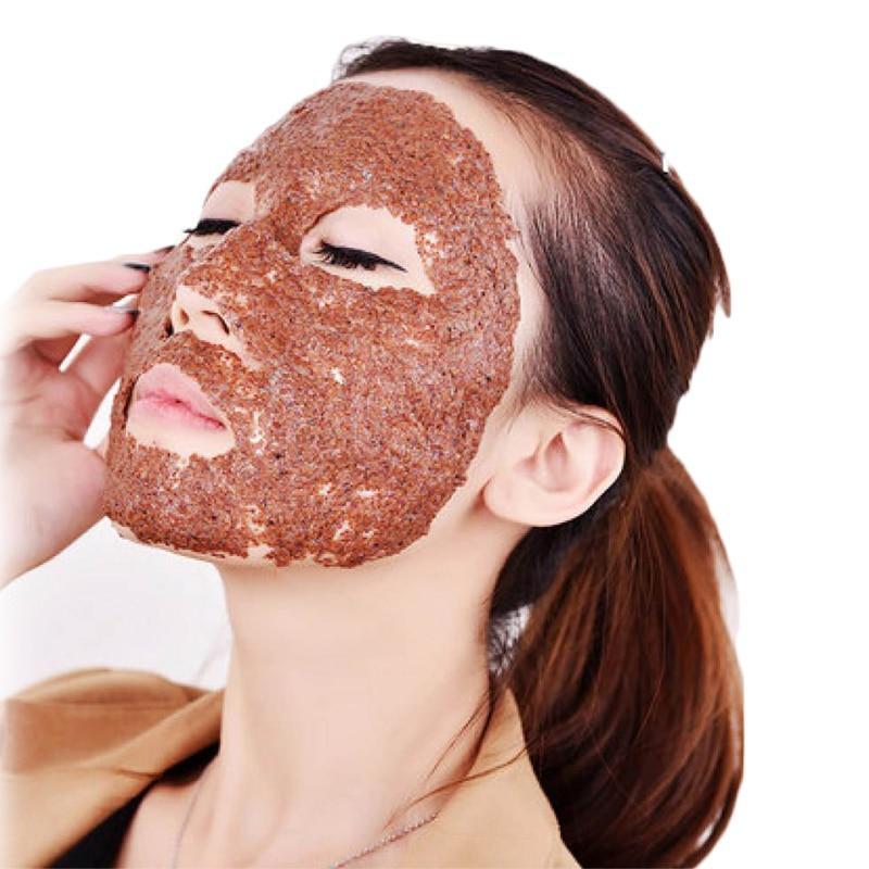 Hot Sale Algae Seaweed  Face Mask Care Moisturizing Whitening Mud Mask Skin Care Anti Aging SPA Beauty Salon Hydrating Mask