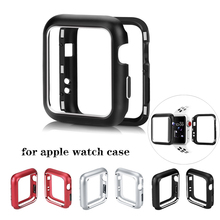 Aluminum Magnetic case for apple watch 3 protector 40mm serie 4 44mm case&for iwatch cover 2 1 38mm