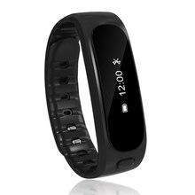 Alfartec H9 смарт-браслет вызова/сообщение напоминание Bluetooth Шагомер сна активности фитнес-трекер Водонепроницаемый для IOS Android