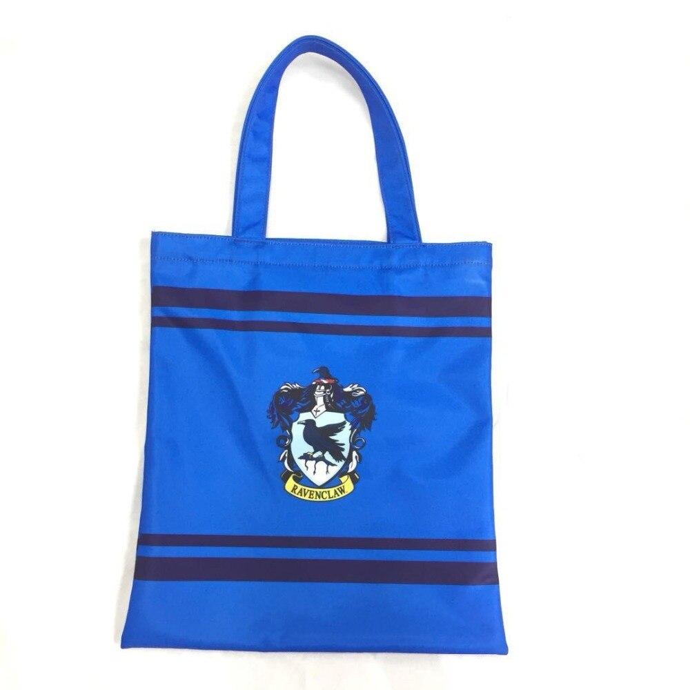Funktionale Taschen GroßZüGig Wärmelagerung Handtasche Harry Potter Druck Faltbare Einkaufstaschen Wiederverwendbare Nylon Reise Totes Sommer Strand Beutel Geschenke Tasche Einkaufstaschen