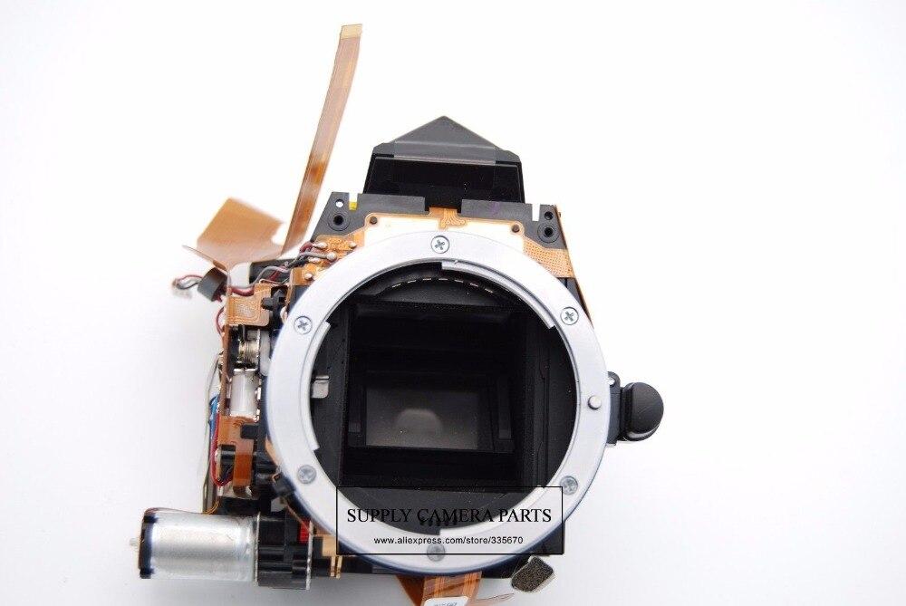 90%new Mirror Box With Aperture Control Unit Motor Repair Part For Nikon D5100 Camera Replacement Unit Repair Part Aromatic Flavor