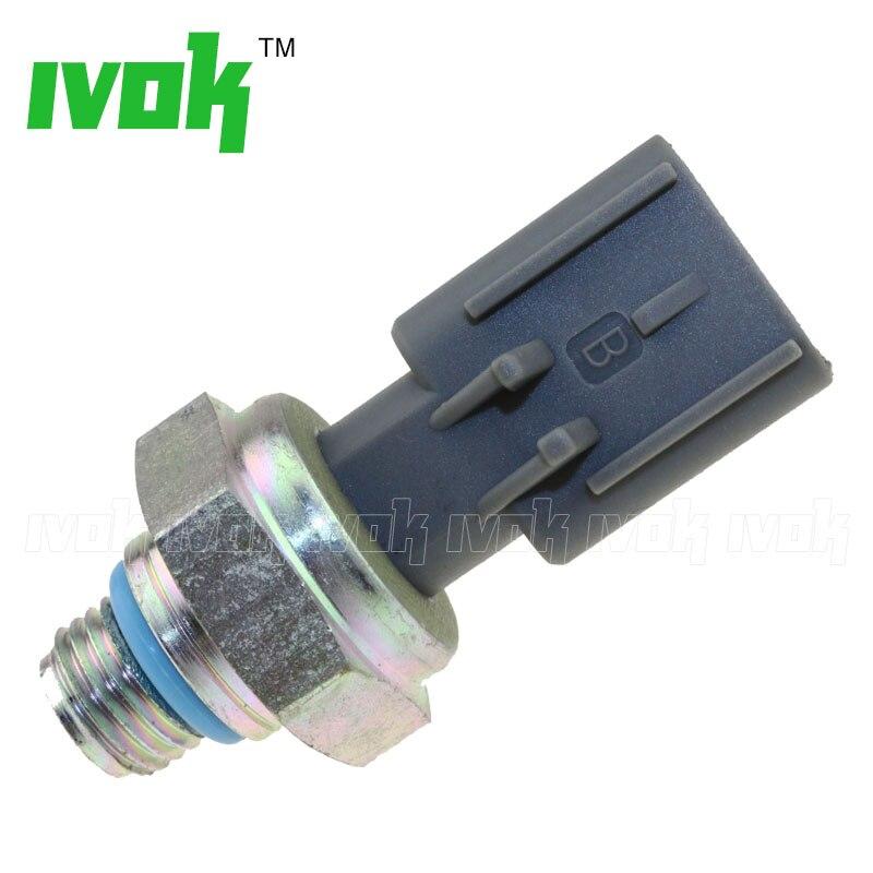 US $18 53 15% OFF|100% Test Fuel Pressure switch Sensor sender sending unit  For Cummins XCEC QSM11 M11 N14 L10 ISM 11L 3075273 4921519 3072491-in