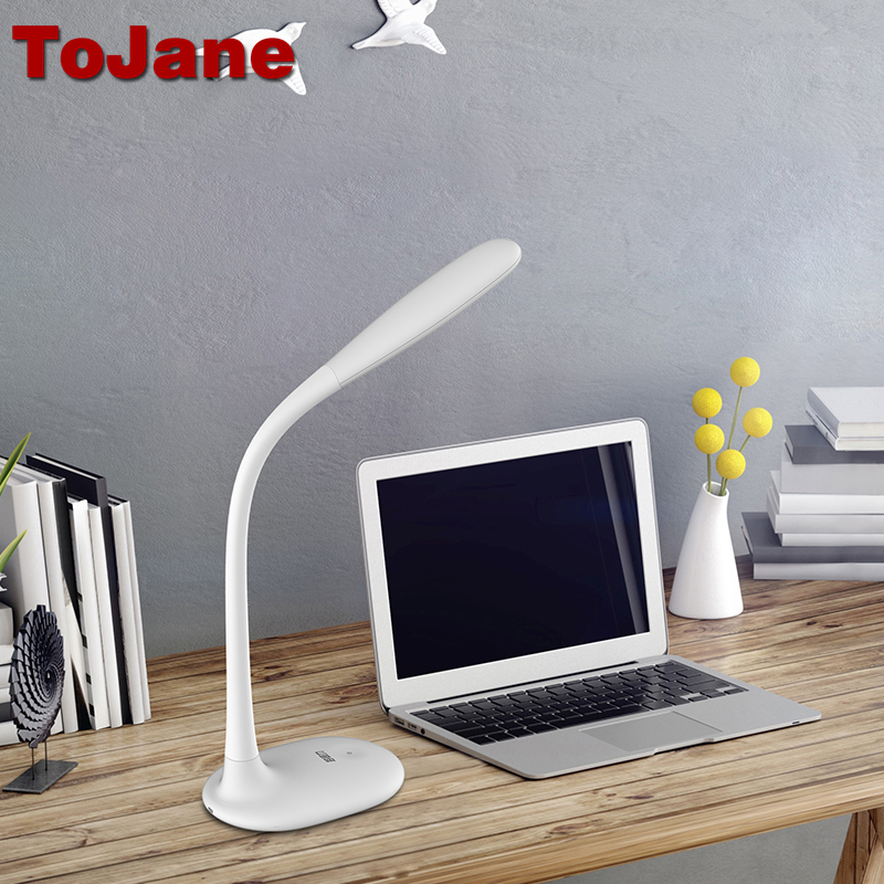 ToJane TG109 Desk Lamp Usb Led Desk Lamp Led Table Lamp Reading Led Rechargeable Desk Light цена