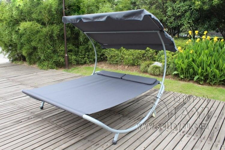 Outdoor swing chair sleeping bed hammock leisure hanging ...
