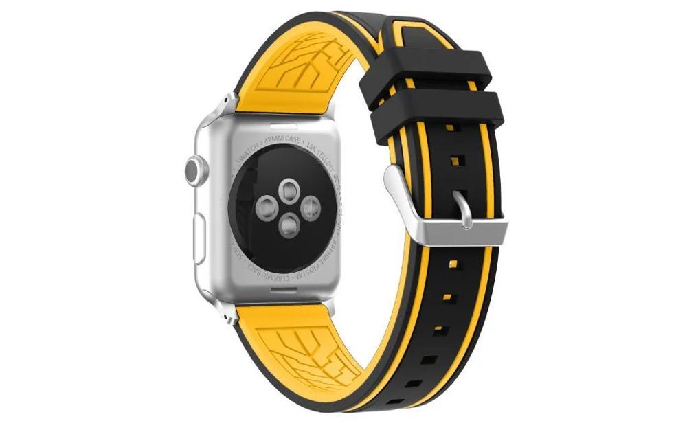 Смарт-часы apple watch s4 sport 44mm spacegrey al/black sport band: описание, фото, характеристики, отзывы покупателей, инструкция и аксессуары.
