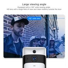 SDETER Wireless IP Wifi Video Door Bell Video Intercom WIFI Doorbell Camera Night Vision PIR Alarm Security Camera Android IOS