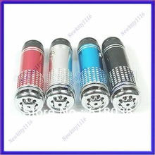 Mini Auto Car Fresh Air Purifier Oxygen Bar Ionizer#T518#