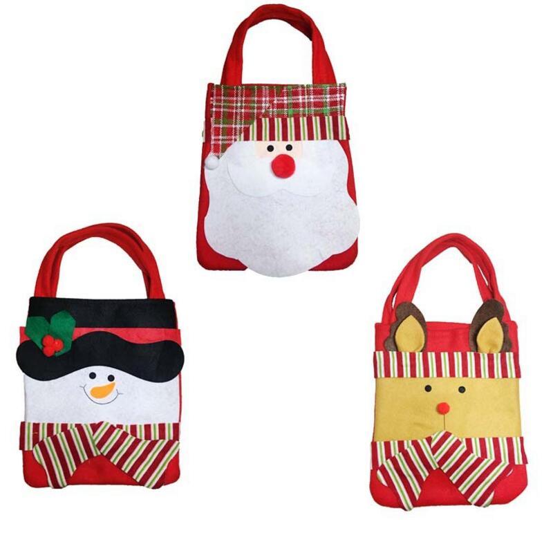٩(^‿^)۶Nueva historieta Navidad árbol patrón de Santa Claus Candy ...