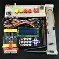 O Envio gratuito de Placa de Desenvolvimento Kit Estudo 18B20 Sensor de Temperatura IR Receiver GPIO Para Raspberry PI