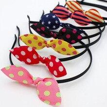 Girls Rabbit Ears Hairband Stylish Women Headband Cute Self Photo Prop Hair Band Accessories Headwear