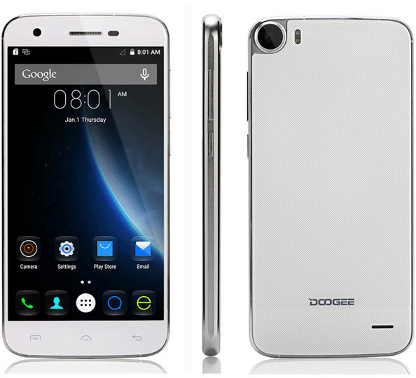 2015 New Original Doogee F3 Pro MTK6753 Octa core 5.0 inch 4G FDD mobile phone 13.0MP camera Android 5.1 Lollipop OS