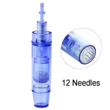 20PCS Electric A1 Derma Pen Needles Bayonet 12 pin MYM Cartridge For Auto Microneedle Derma Pen
