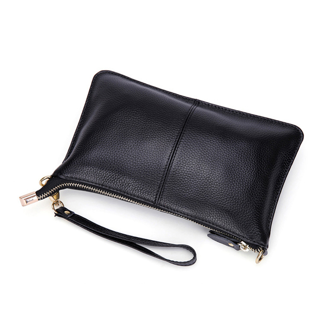 2017 Genuine Leather Women Bag Party Clutch Evening Bags Fashion Ladies Shoulder Crossbody Messenger Bags for women HB-245