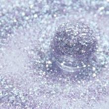 Фиолетовый и синий ультратонкая растворителям Блеск Смесь для лака для ногтей, мыла, свечей G421