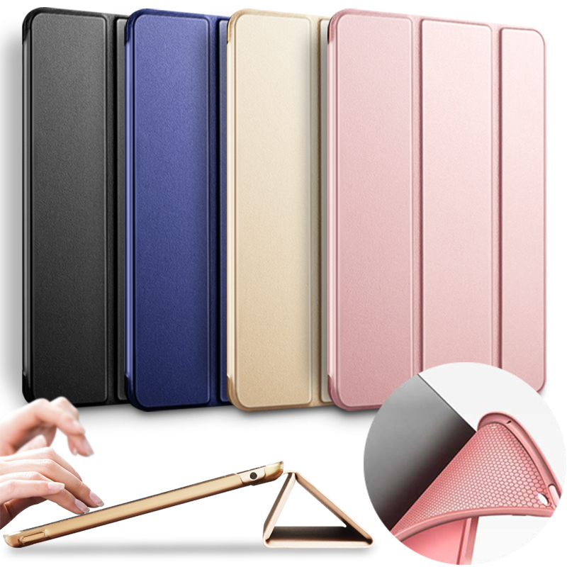 RBP cover for iPad 2017 case Silicone soft shell TPU for apple iPad 9.7 case Smart Sleep for new iPad 2018 case 9.7 inch cover