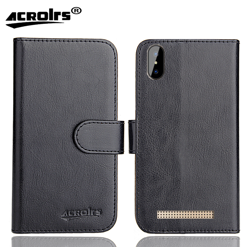 INOI 3 Power Case 6 Colors Dedicated Leather Exclusive Special Crazy Horse Phone Cover Cases Credit Wallet+Tracking