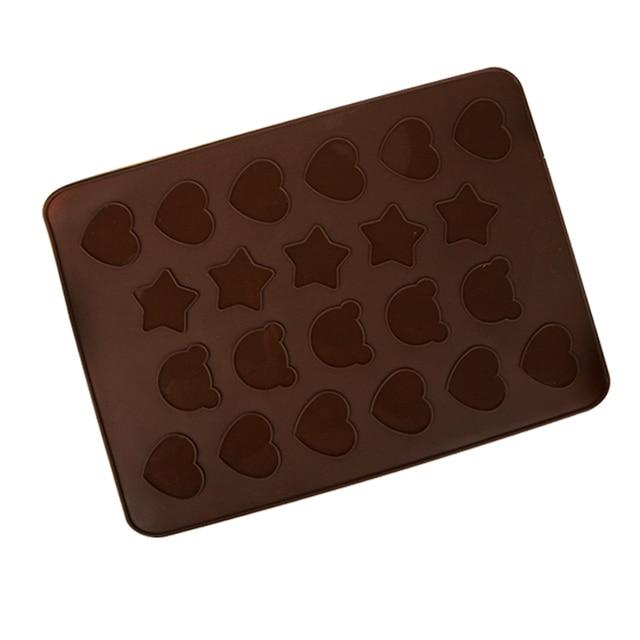 30 Holes Best Making French Macaron Silicone Mat Baking Pattern Sheet Set Mould Pan Bakeware
