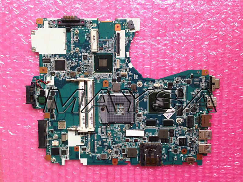 Original MBX-243 V081 REV: 1.1 1P-0113J03-8011 Main board Fit for SONY VPCF23JFX VPCF23 Series Laptop Motherboard mbx 224 laptop motherboard for sony vaio vpc ea m960 mbx 224 a1780052a 1p 009cj01 8011 available new