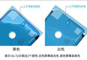 Image 2 - 10 teile/los Original Wasserdichte Aufkleber Für iPhone X XS XR XS MAX LCD Bildschirm Band 3 mt Adhesive Kleber Reparatur teile