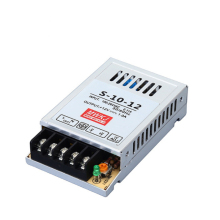 S-10-12 industrial grade switching power supply, regulated monitoring lighting switching power supply s 500 12 12v 41a 500w switching power supply centralized power supply power supply security monitoring