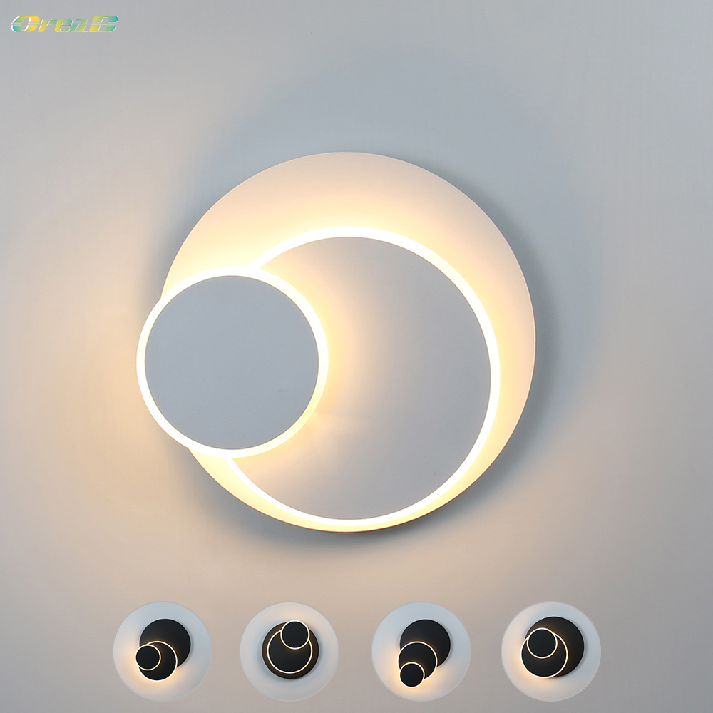 2019 Indoor Modern adjustable Foldable Rotatable Led Bedroom Sconce Light Fixtures Interesting Bar Nordic Wall Lamps