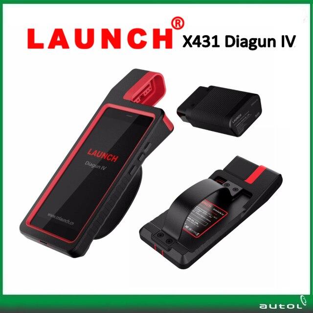 Android system obd2 scanner neueste produkteinführung X431 Diagun IV ...