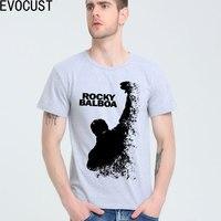 Rocky Balboa Fanart Get Hit Forward You Are Better Than That T Shirt Top Lycra Cotton
