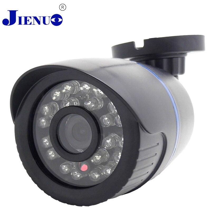 imágenes para Cámara HD 720 P cctv IP cam cámara de Red bullet webcamera mini visor de cámara ip Impermeable al aire libre cámaras de vigilancia ip kamera