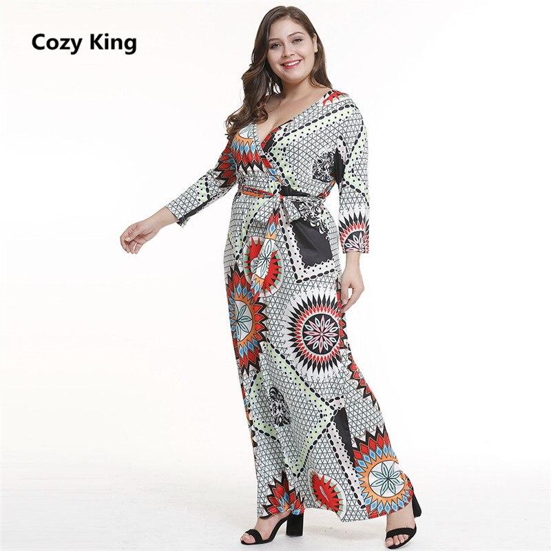 55828dff126 Longues Graisse Mode Hot Populaire Haute Automne New Mm Femmes Robes  POqtIxdFw