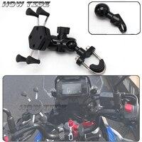 For DUCATI MONSTER 659 696 796 821 1100/S 1200/S High Quality Motorcycle GPS Navigation Frame Mobile Phone Mount Bracke