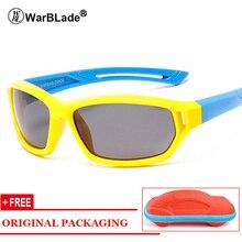 Αθλητικά βρέφη μωρό Παιδιά πολωμένα γυαλιά ηλίου Ασφάλεια παιδιών γυαλιά επίστρωση Sun UV400 μόδας γυαλιά αποχρώσεις oculos με υπόθεση