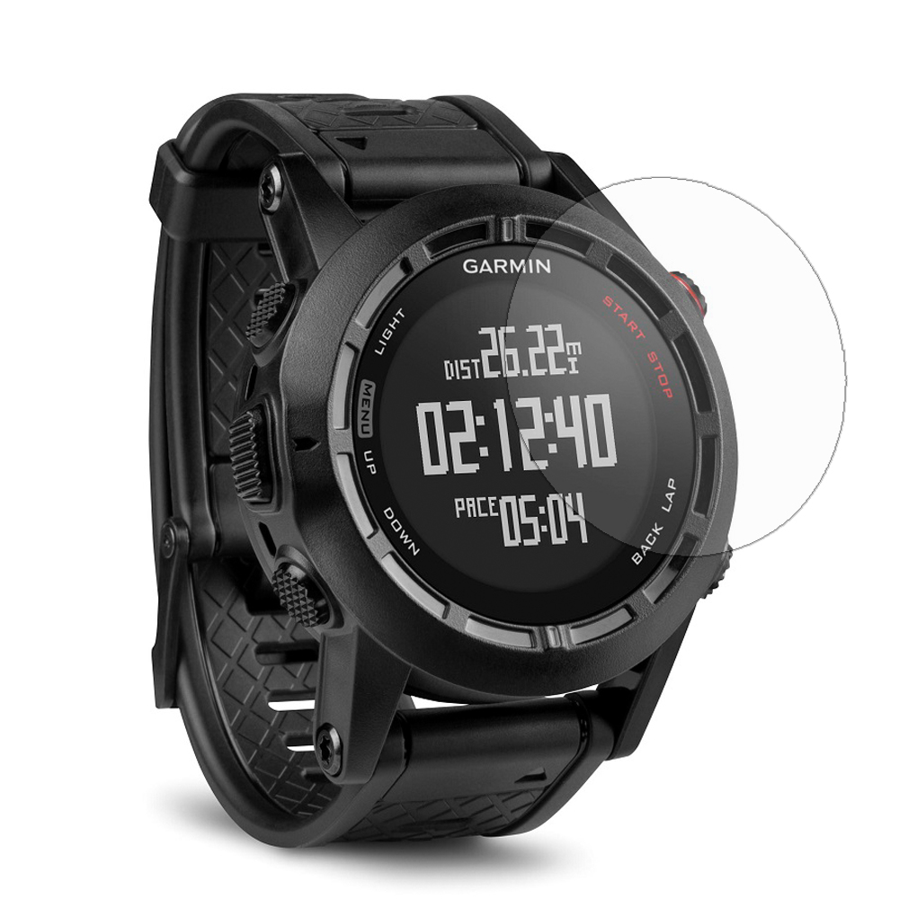 3x Clear LCD Screen Protector Cover Film Skin for Garmin Fenix 2 Fenix2 Sporting Running Watch