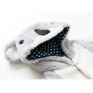 Image 5 - Loozykit, mameluco infantil, Mono para bebés y niñas, ropa para recién nacidos, ropa con capucha para bebés, ropa para bebés con bonito Koala, mameluco para bebés
