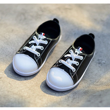 Children's Sport Shoes Genuine leather Children's Flats Shoes Boys Sneakers Soft bottom Children's Shoes