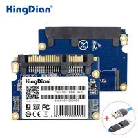 KingDian SSD 8GB H100 3 Years Warranty SATA SATA2 Internal Hard Drive Disk 8G HDD SSD
