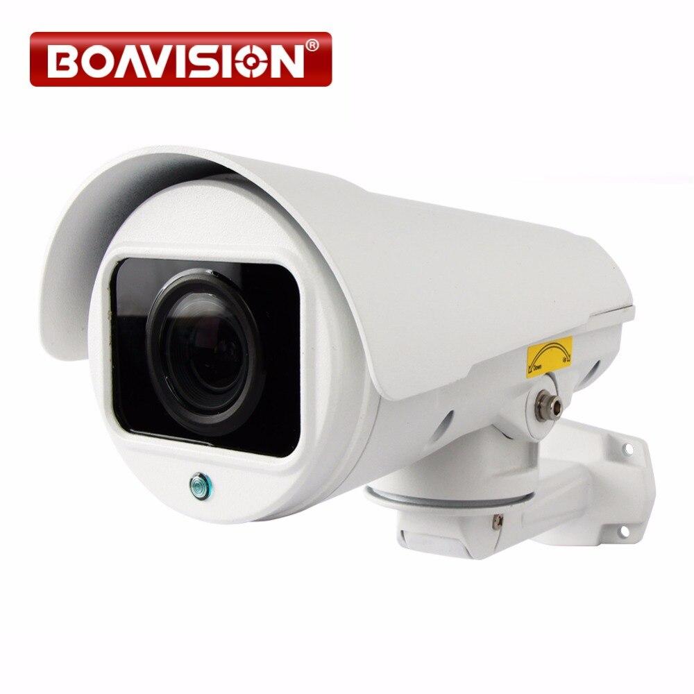 1080 P CCTV AHD камера PTZ открытый 4X 10X зум Автофокус ручной варифокальный зум-объектив 1/3 CMOS 4 шт. Массив IR 20 м пуля камера