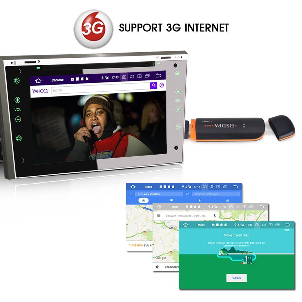 R/ückfahrkamera 7 2 Din Autoradio F/ür Opel Zafira B Astra H Corsa D Meriva Bluetooth USB FM AM MP5 Player