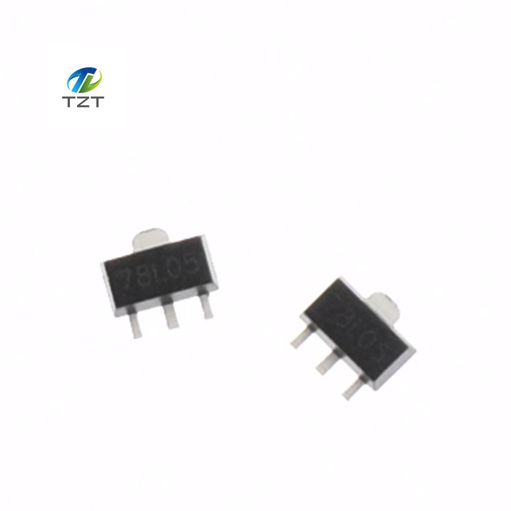 10 x LM78L05 78L05 3 Terminal Voltage Regulator IC FREE SHIPPING