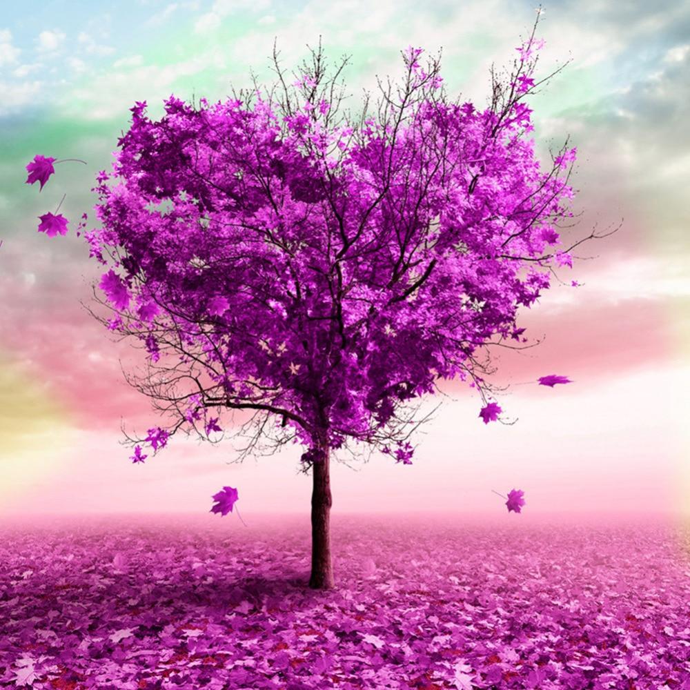 3Д љубавно срце дрво дијаманта везом ДИИ сликарство љубавних дрвећа слике дијаманти лијепо мозаик поклон дома украс 3д сликање