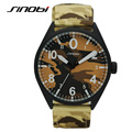 Relogio Masculino Top Brand Luxury Sinobi Watches Men Canvas Band Quartz Wrist Watches Men Casual Sports Military Army Watches
