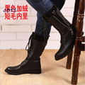 CDTS size:37-44 45 Spring/Autumn shoes Men's Jungle desert Lace-Up boots Free shipping