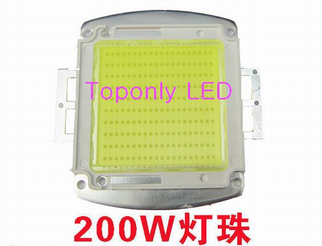 200 w eua bridgelux led projetor de chips de alta potencia super brilhante led backlight modulo