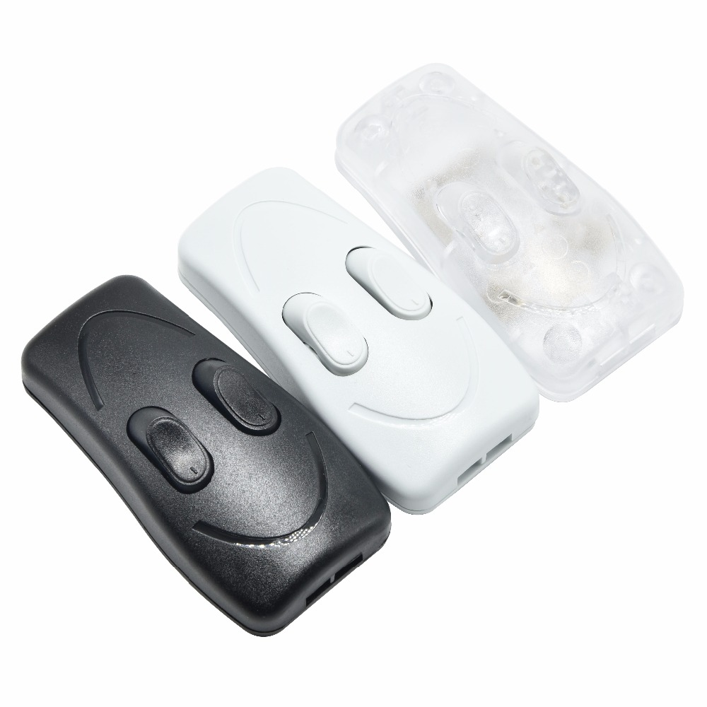 Online Shop 2PC Lamp Double Control Switch CE CQC Floor Light Table ...