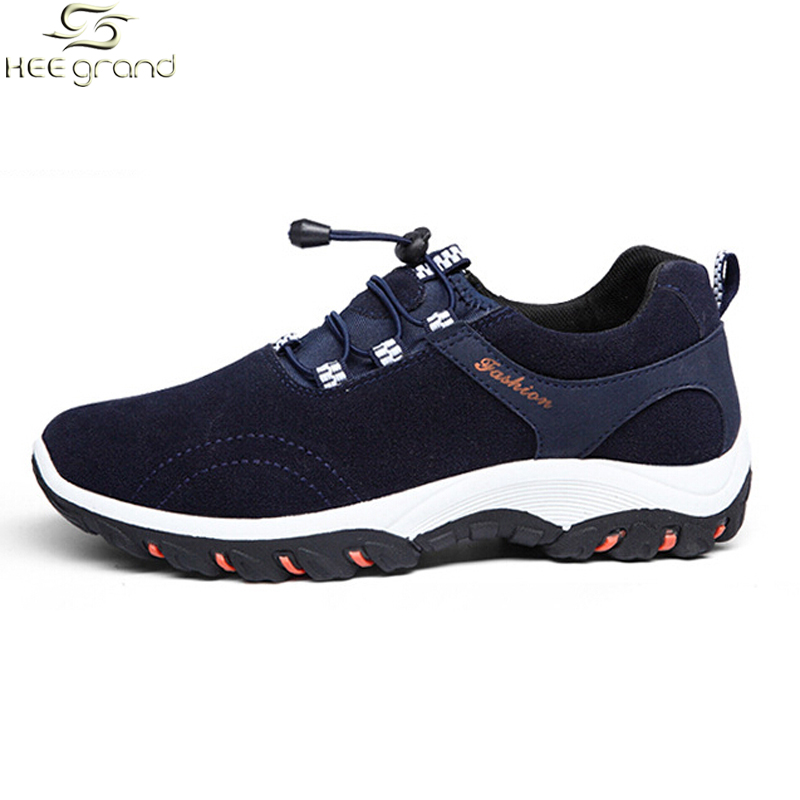 Waterproof Hiking Shoes Breathable Men Sneakers Lace-up Anti-slip Outdoor Travel Walking Sports Shoes Mans Footwear XYD118 bolangdi 2017 new anti slip outdoor men hiking shoes high quality trekking camping shoes breathable lace up brand sport sneakers