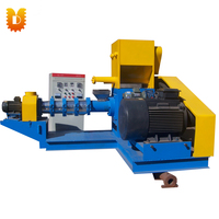 Большой Ёмкость 500 600 кг/ч Pet Еда гранул машина/Pet Еда обработки машины