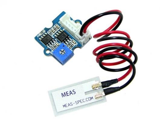 Free shipping Grove - Piezo Vibration Sensor Piezoelectric sensor Piezoelectric plate